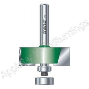 "Trend Router Cutter 31.8x15.9mm S=1/4"" C193"