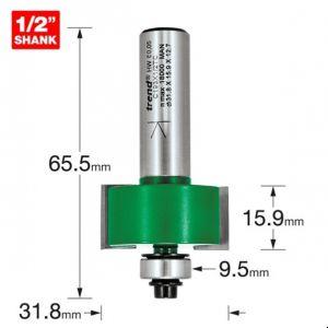 Trend Bearing Guided Rebater 31.8mm Ø x 15.9mm