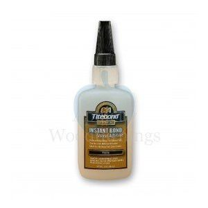 Titebond Premium Instant CA Glue Thin 56.8g 2oz