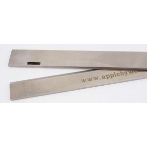 9 1/4 inch Slotted HSS Planer Blades for Multico 1 Pair