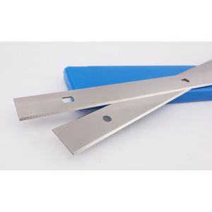 Axminster APT128PT 260mm Double Edged Disposable HSS Planer Blades 1Pair