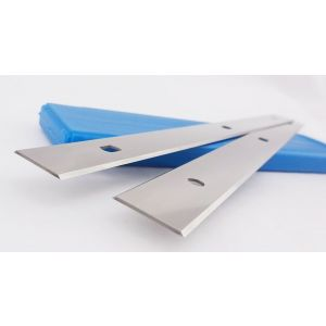SIP 01344 260mm Double Edged Disposable HSS Planer Blades 1Pair