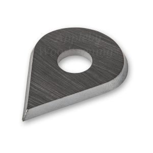25mm Drop Scraper Blade To Suit Bahco Ergo 625 Hand Held Scraper 10 Pieces