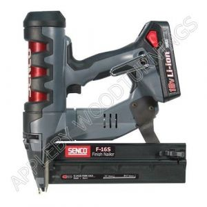 Senco 6U7001N F-16S Fusion Finish Nailer 18V
