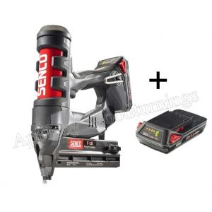 Senco 6E7001N F18 Brad Nailer with 2nd Battery