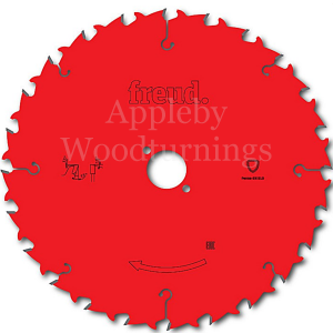 190mm Z=24 ATB Id=30 Freud Table / Rip Saw Blade