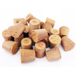 10mm Kapur Tapered Wooden Plugs 100pcs