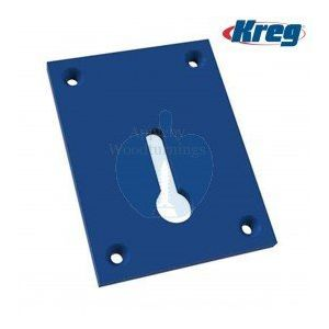 Kreg Clamp Plate 76 x 102mm KBK-IP