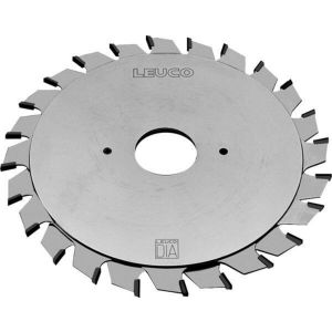 120mm Z=12+12 Id=22 Leuco Adjustable Split Scoring Saw Blade