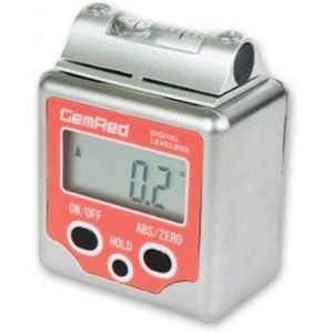 GEMRED Level Box Digital Angle Finder