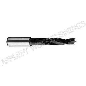 7 x 70mm Lip & Spur Dowel Drill Bits R/H
