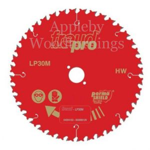 240mm Z=48 ATB Id=30 Freud Hand Held / Portable Saw Blade To Suit Festool AXP85