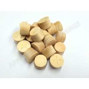19mm Softwood Tapered Wood Pellets 100pcs