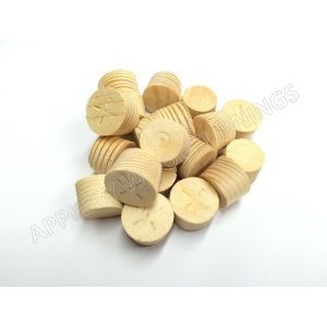 18mm Softwood Tapered Wooden Plugs 100pcs