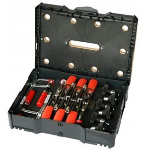 Bessey Quick Release Toggle Clamp Systainer Case Set