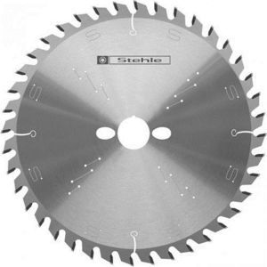 Ø350mm Z=108 Triple Chip Id=30 STEHLE 3.5mm Kerf Panel Sizing Saw Blade