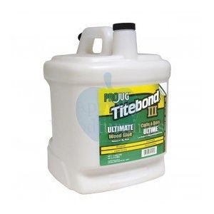Titebond Ultimate III PRO JUG Exterior Wood Glue 2.1 Gallons 8.1 Litres