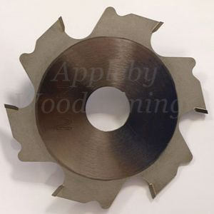 140mm Z=6 Id=30 Whitehill Grooving Saw Blade 270T00010