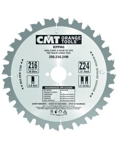 260mm Z=48 ATB Id=30 CMT Table / Rip Saw Blade 285.048.11M