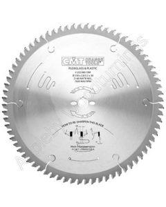 300mm Z=96 Neg CMT PVC / Corian Saw Blade 222.096.12M