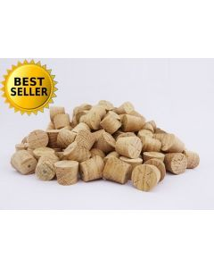 12mm European Oak Tapered Wooden Plugs 100pcs