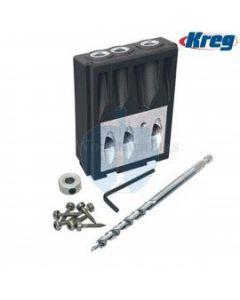 Kreg Micro Drill Guide System Metric Markings KJMICRODGB-EUR