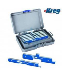 Kreg Precision Router Table/Saw Table Setup Bars Set of 7 PRS3400