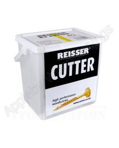 3.5 x 16mm Reisser CUTTER Woodscrews 2,500pc TUB