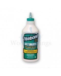 Titebond Ultimate III Exterior Wood Glue 32 fl.oz 946ml