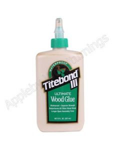 Titebond Ultimate III Exterior Wood Glue 8 fl.oz 237ml