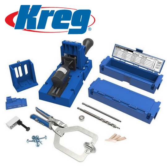 Kreg Pocket Hole Kits