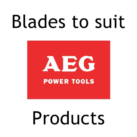 - To Suit AEG