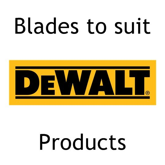 - To Suit Dewalt