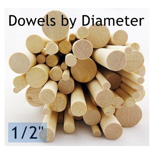 "1/2"" Diameter"