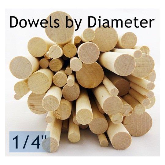 "1/4"" Diameter"