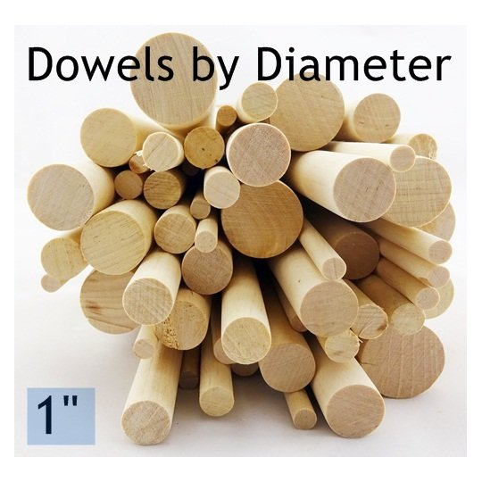 "1"" Diameter"