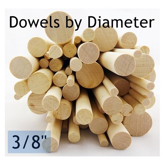 "3/8"" Diameter"