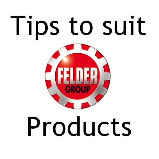 - To Suit Felder Cutters