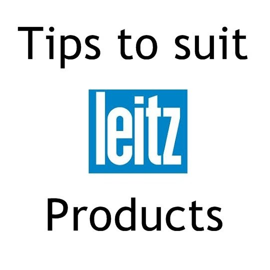 - To Suit Leitz Cutters