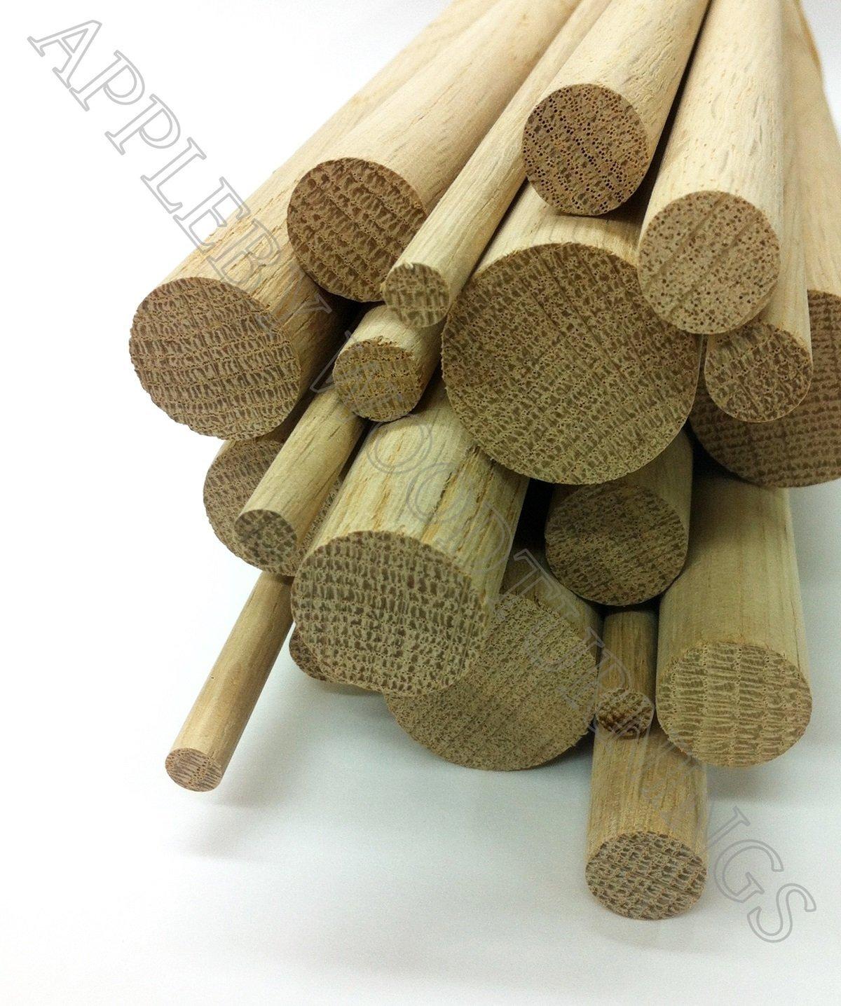 Oak Dowel Rods