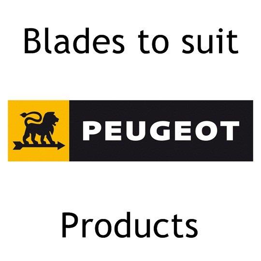- To Suit Peugeot