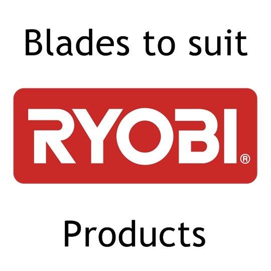 - To Suit Ryobi
