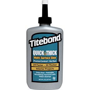 Titebond Quick & Thick