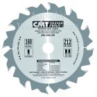 160mm Z=12 Id=20 CMT Hand Held / Portable Saw Blade To Fit Festool ATF55