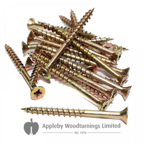4.0 x 40mm Reisser R2 Woodscrews 6,000pcs