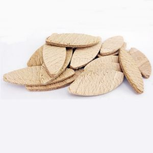 50pcs Hardwood Jointing Biscuits Size 10