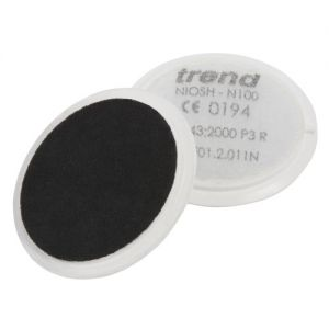Trend Air Stealth P3 Replacement Filter 1 Pair STEALTH/3