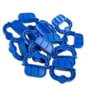 Kreg Deck Jig Blue Spacer Rings 5/16-Inch (8mm) 12 Pack DECKSPACER-BLUE