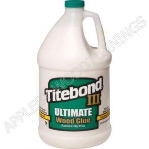Titebond Ultimate III Exterior Wood Glue 3.8Ltrs (1 US Gallon)