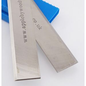 150 x 20 x 2.5mm Resharpenable HSS Planer Blades to suit Kity machines - 1 Pair